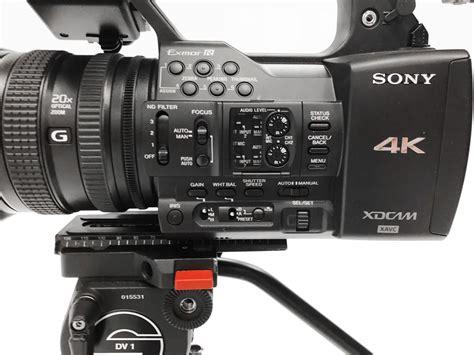 Sony PXW-Z100 4K Camera • AVRD Rental