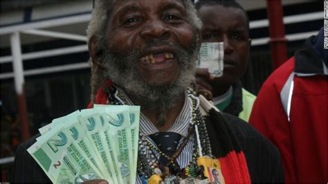 zimbabwe creates  currency  bid  eash cash shortage