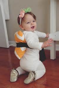 Baby Sushi Halloween Costume