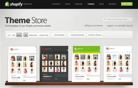 review shopify  commerce software