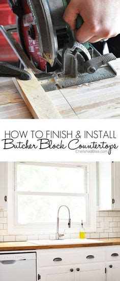 how to cut a butcher block countertop treating butcher block countertops waterlox vs mineral