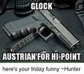 Image result for Glock Memes
