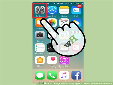 how to change apple id on iphone 5 how to change your primary apple id phone number on an iphone