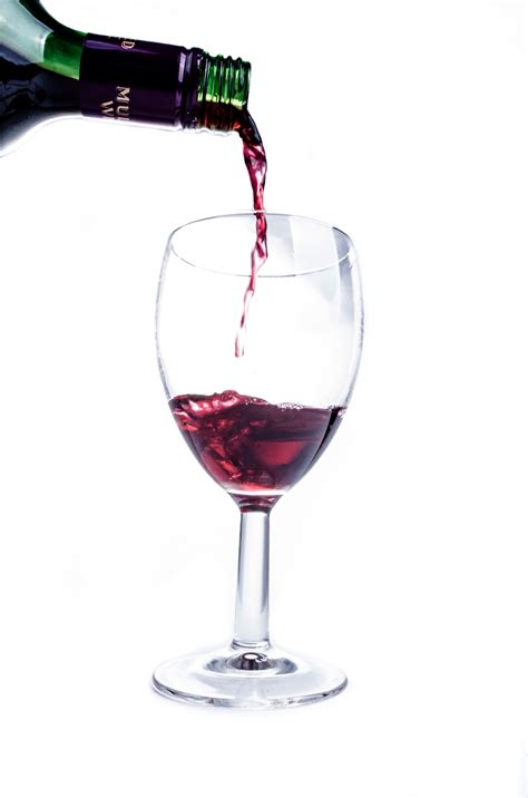 Casual wine drinkers really don't need to know the difference. Glass Of The Red Wine Free Stock Photo - Public Domain ...