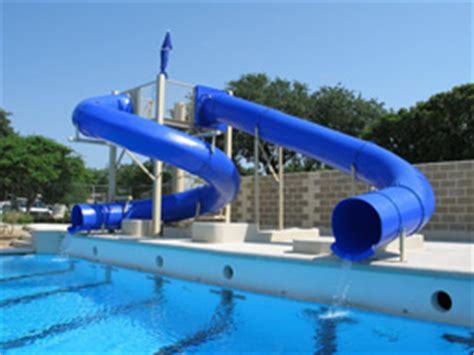 pool slides for inground structures pool slides