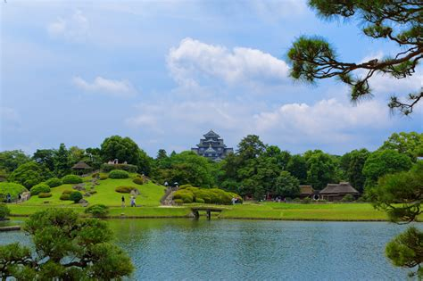 日本 三 名園