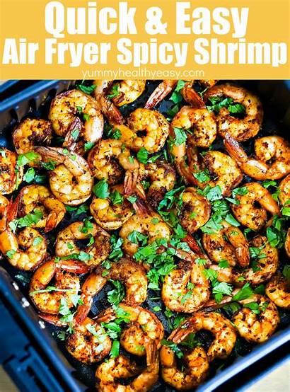 Fryer Shrimp Spicy Easy Recipe Healthy Recipes