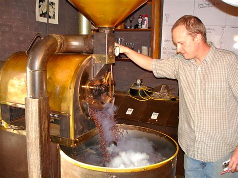 They claim that this method will preserve the freshness of the coffee been the longest of. Krankies Coffee, Winston-Salem NC | Can you smell the wonder… | Flickr