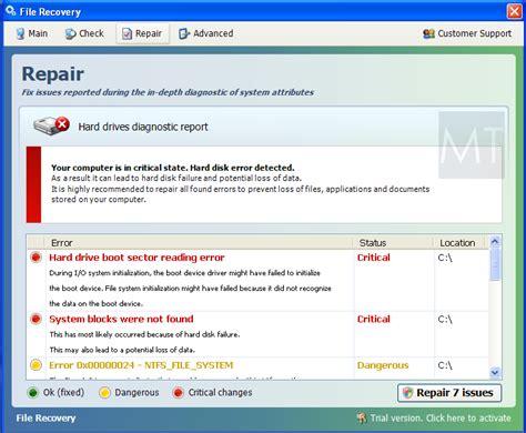 best hard disk repair software