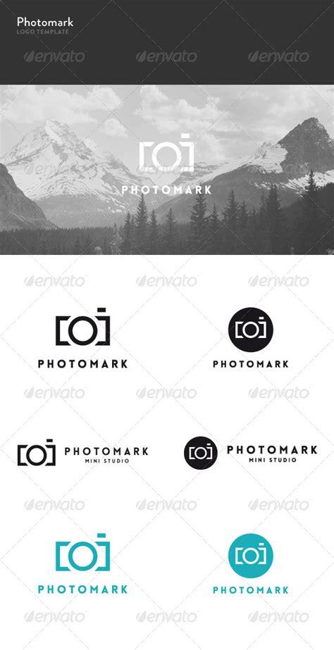 photo mark logo template  domibit graphicriver