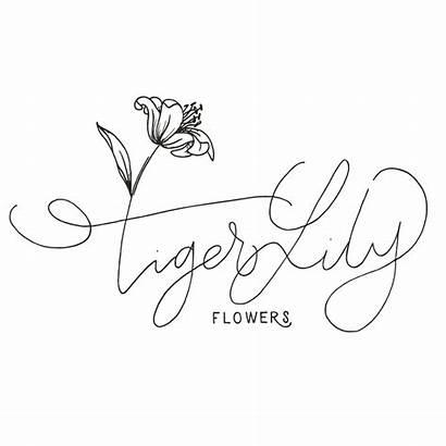 Flowers Tigerlily Easy