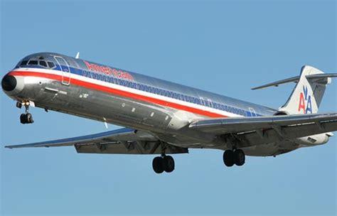 Plane Boeing Md80