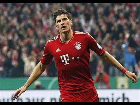mario gomez baby mario gomez thanks for everything with bayern hd