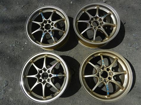Ssr Type-f, Work Wheels And Jdm Parts For Civic's Ef 88-91