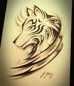 Tatouage Loup Celtique : pingl par maeva anicet sur tatouage pinterest ~ Farleysfitness.com Idées de Décoration