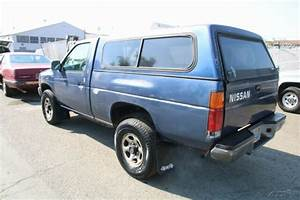 1994 Nissan Xe Pick Up Manual Transmission 4 Cylinder No