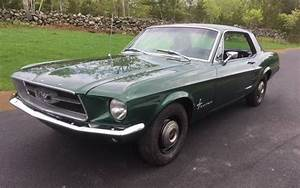 Cruising The Coast: 1967 Mustang Coupe