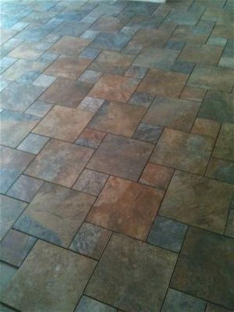style selections 12x12 in castle harvest glazed