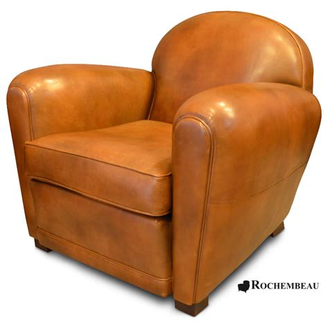 canapé convertible chesterfield fauteuil en cuir taille moyenne