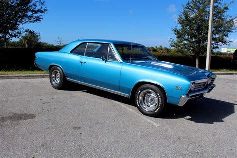 1967 Chevrolet Chevelle SS396 Stock # C67396 for sale near ...