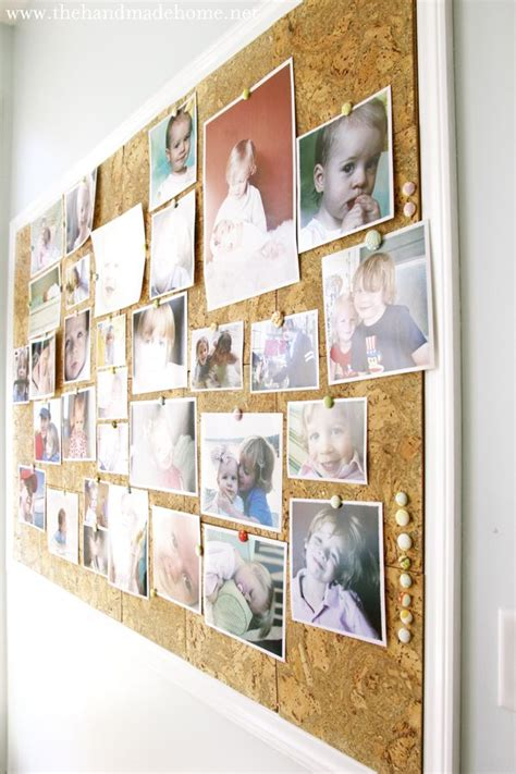 giant cork board  pictures   perfect