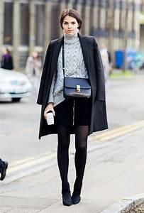 15 Stylish Winter leggings skirt outfits 2017