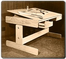 build drawing desk plans  woodworking plans