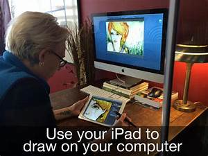 U0026 39 Air Stylus U0026 39  Turns Your Ipad Into A Drawing Tablet For