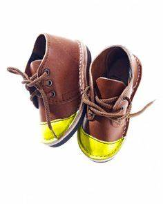 Neon Yellow Shoes on Pinterest
