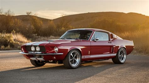 The Gt 500cr Classic Shelby Mustang  Robb Report