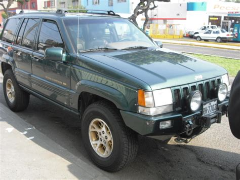 98 Jeep Grand by Jeep Grand 98