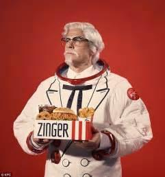 New KFC Colonel Sanders Actor