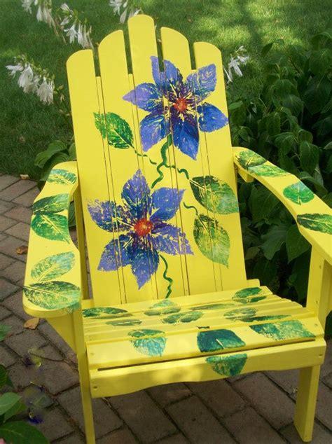 adirondack chairs  art fences images