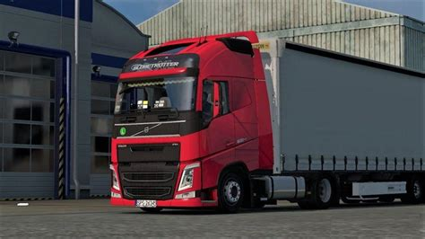 ets2 volvo fh4 low deck v1 0 1 30 x truck simulator mods