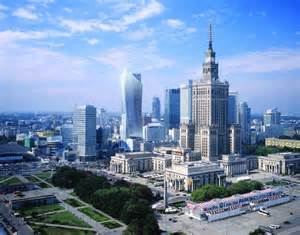Warsaw Poland City
