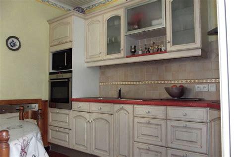evier cuisine ancien cuisine plan de travail bois