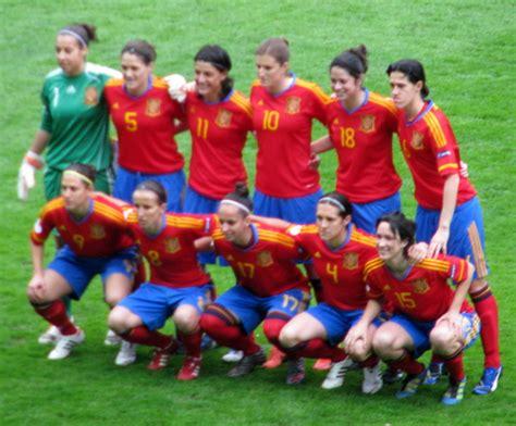 siege uefa spanische fußballnationalmannschaft der frauen