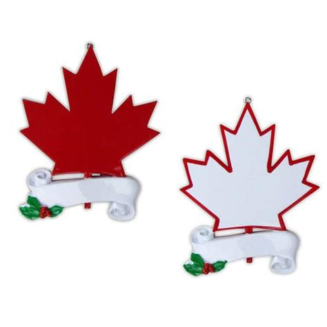 or882 a canada personalized christmas ornament polarx