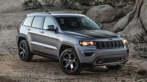 Jeep Grand Cherokee Trailhawk (2017) Wallpapers And Hd