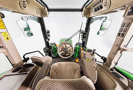 cabine avec siege série 5r tracteurs matériels agricoles deere