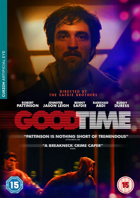 good time dvd zavvi