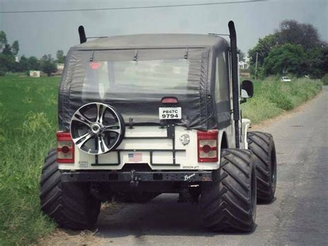 Love For Jeeps In Punjab