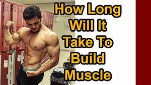How Long Will It Take To Build Muscle Mass