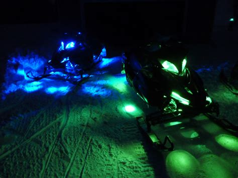 led lights for snowmobile waterproof led light bar led bar with 30 smds