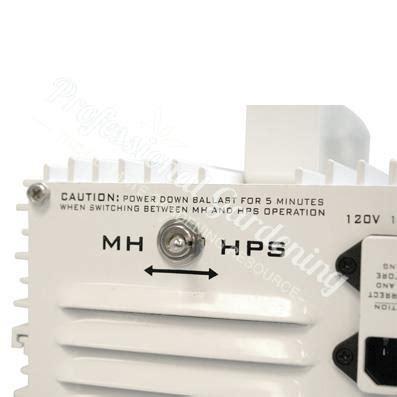 kit le hps 400w product detail