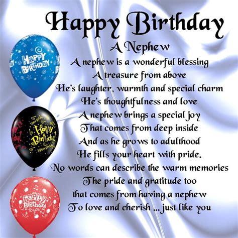 personalised coaster nephew poem happy birthday