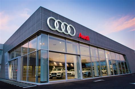 Audi Dealers by Map Exle