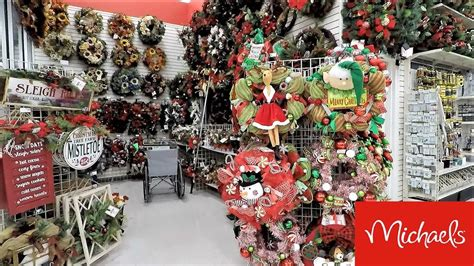christmas   michaels christmas decorations
