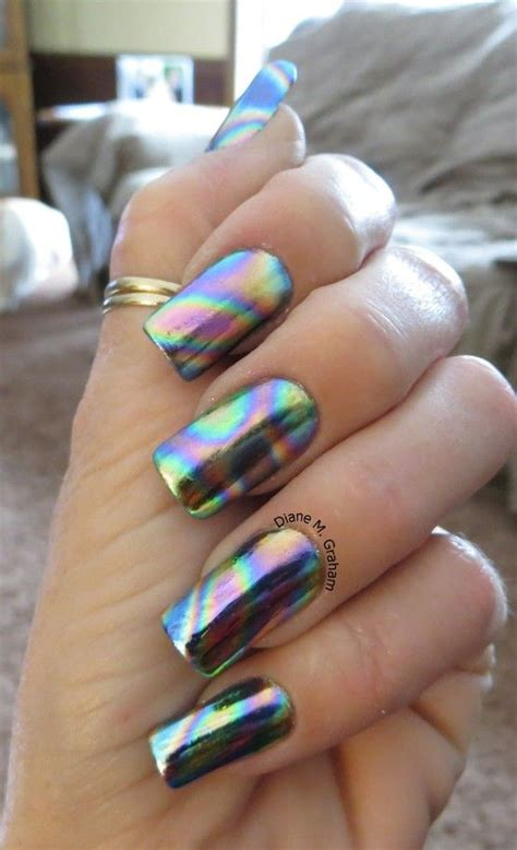 cool colorful rainbow nail designs  wont