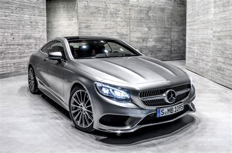2015 Mercedes-benz S-class Coupe Features And Specs